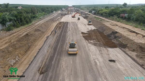 Tiến độ triển khai các tuyến cao tốc trên toàn quốc