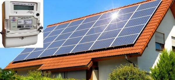Tiết kiệm năng lượng hộ gia đình với năng lượng mặt trời