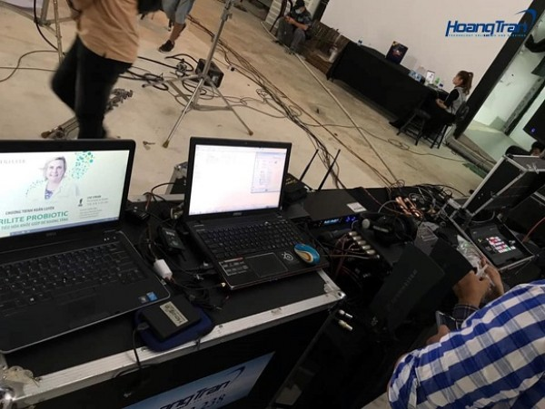 Tiêu chuẩn hệ thống thiết bị âm thanh của một sự kiện chuyên nghiệp