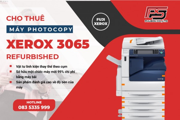 Tìm hiểu chức năng in màu của máy photocopy
