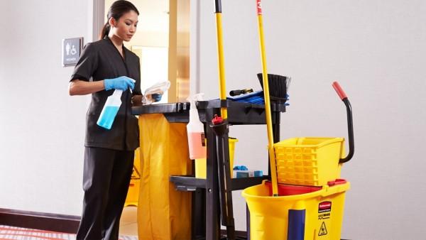 Tìm hiểu công việc vệ sinh khách sạn