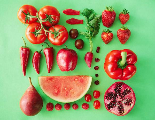 Tìm hiểu lợi ích sức khỏe của rau củ màu đỏ