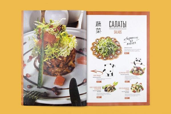 Tìm hiểu những yếu tố cần thiết trong menu da nhà hàng