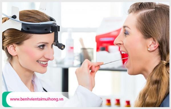 Tìm hiểu phòng khám tai mũi họng ở quận Gò Vấp