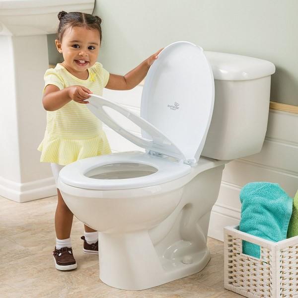 Tìm hiểu thiết bị vệ sinh sử dụng cho trẻ nhỏ