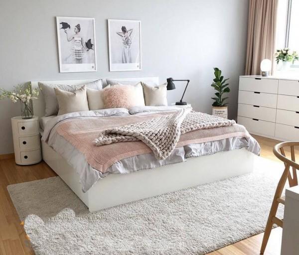 Tìm hiểu về phong cách nội thất phòng ngủ thấp sàn
