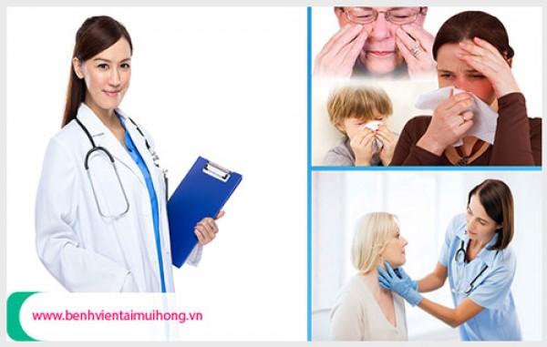 Tìm hiểu về trị viêm xoang mũi  như thế nào ?
