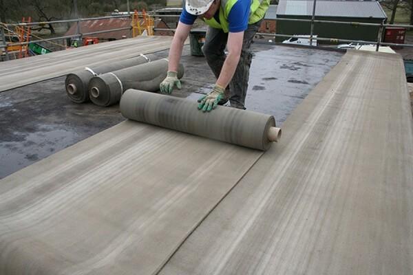 Tìm hiểu về vật liệu bê tông vải cuộn