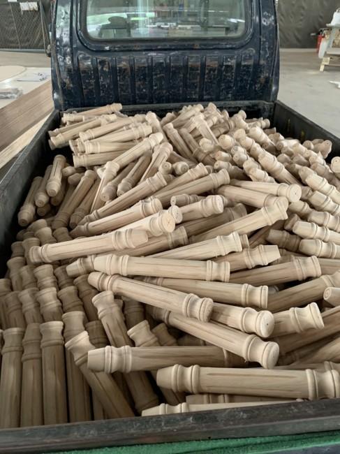 Tìm xưởng gia công tiện gỗ CNC giá rẻ tại TPHCM, Bình Dương, Đồng Nai.