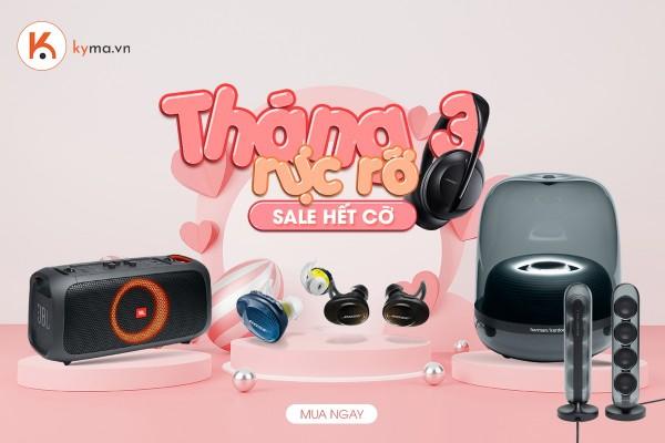 Tin sốc - Loa, tai nghe tại Kyma đang sale cực rẻ