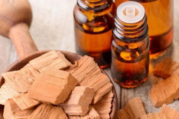 Tinh dầu đàn hương trị hói đầu hiệu quả