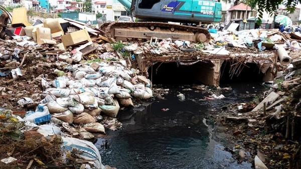 Tình trạng ô nhiễm môi trường ở các làng nghề cần được chú ý
