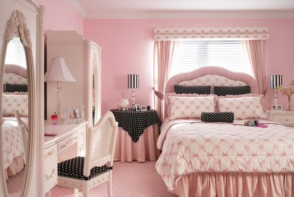 Tô điểm phòng ngủ bằng những gam màu ngọt ngào