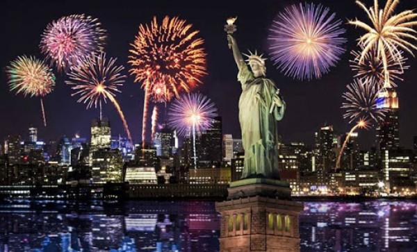 Tổng hợp các ngày lễ lớn ở Mỹ