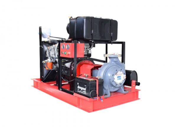 Tổng quan về bơm chữa cháy động cơ diesel