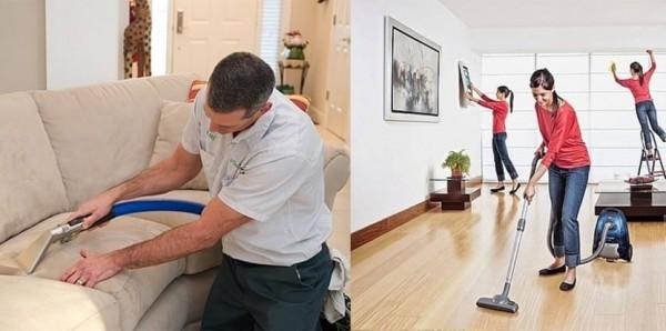 Tổng vệ sinh nhà cửa sạch sẽ là điều rất cần thiết