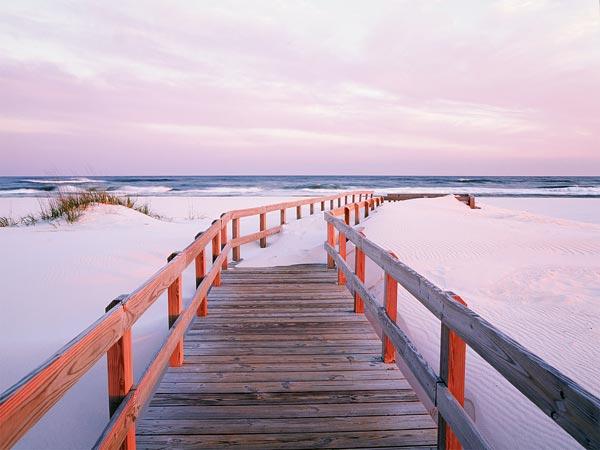 Top 10 bãi biển được yêu thích nhất nước Mỹ