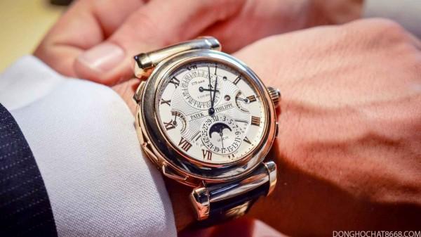 top 10 đồng hồ đắt nhất thế giới