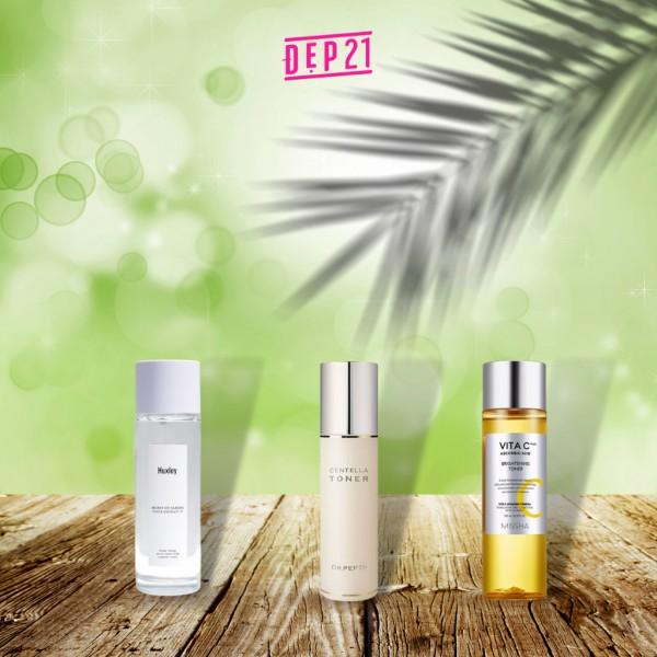 Top 3 toner dưỡng ẩm, sáng da, mờ thâm mụn cực hiệu quả mà các nàng nên biết