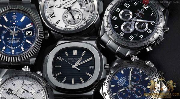 Top 5 thương hiệu đồng hồ Replica cao cấp Thụy Sĩ được ưa chuộng nhất tại Việt Nam