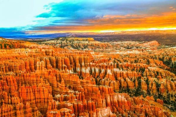 Top 6 vườn quốc gia đẹp như tiên cảnh ở Mỹ