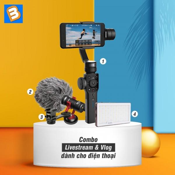 Top combo livestream sale tẹt ga dành cho máy ảnh