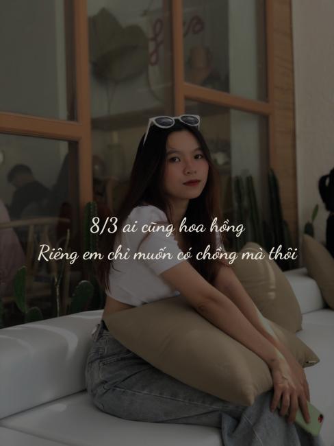 TOP STT THẢ THÍNH 8/3 HOT NHẤT 2021, CAPTION THẢ THÍNH 8/3