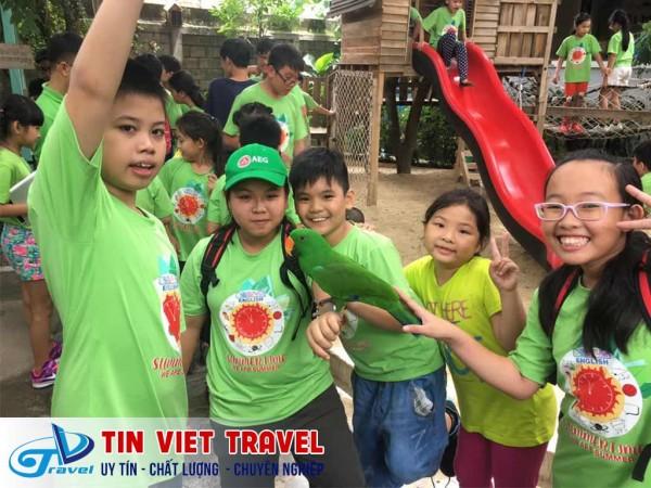 Tour khám phá vườn thú mini Pet Me