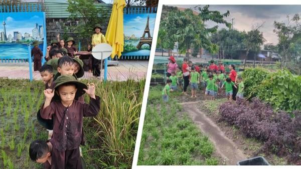 Tour nông trại Sunshine dành cho học sinh