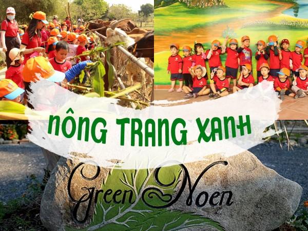 Tour Tham Quan Nông Trang Xanh