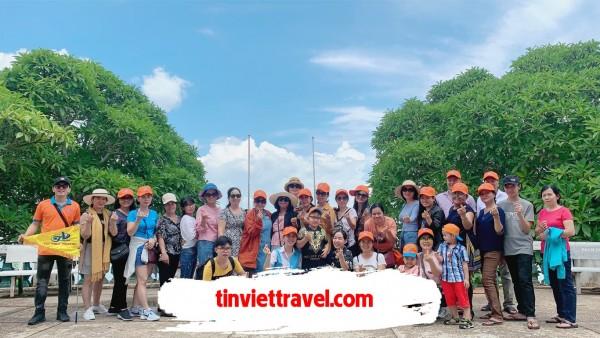 Tour Vũng Tàu 1 ngày - Bến Thuyền Marina