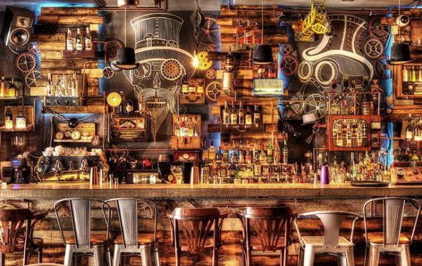 Trải nghiệm mới lạ tại bar ở nhiều thành phố trên thế giới