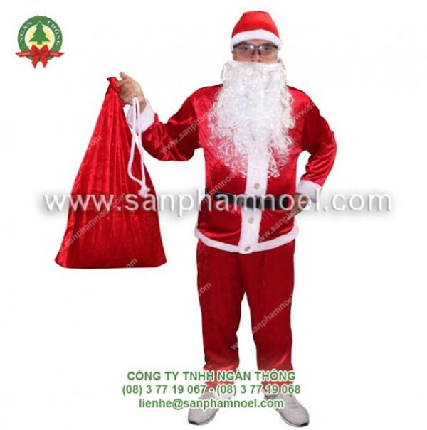 Trang phục NOEL giá rẻ nhất Tphcm