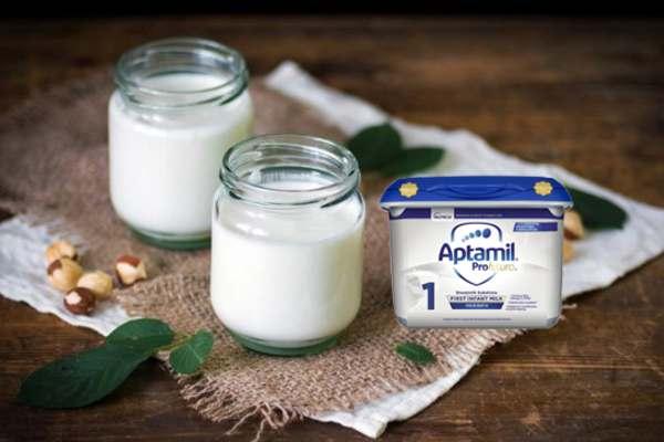 Trẻ uống sữa Aptamil Anh hay sữa Aptamil Đức tốt hơn?