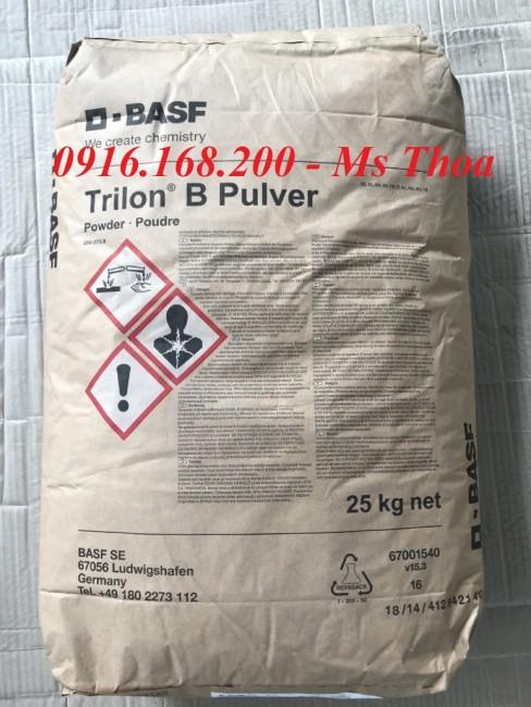 TRILON B - EDTA Đức 4Na giúp khử kim loại nặng, giảm phèn