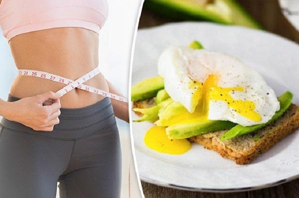 Trứng là loại thực phẩm giảm cân và tăng cường trí tuệ