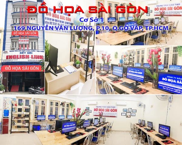 Trung tâm đào tạo đồ họa tại Thủ Đức - Gò Vấp - HCM