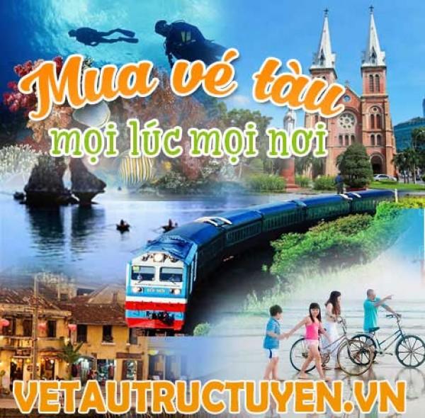 Từ 1-10: Mở bán vé tàu Tết Tân Sửu năm 2021
