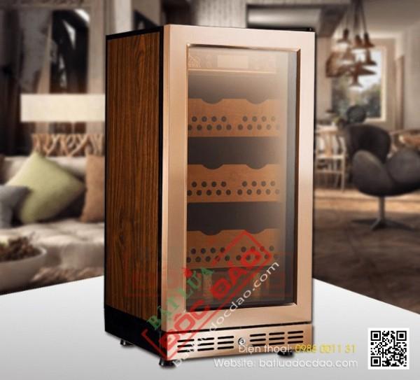 Tủ bảo quản xì gà điện Lubinski ra677 chính hãng, giá tốt