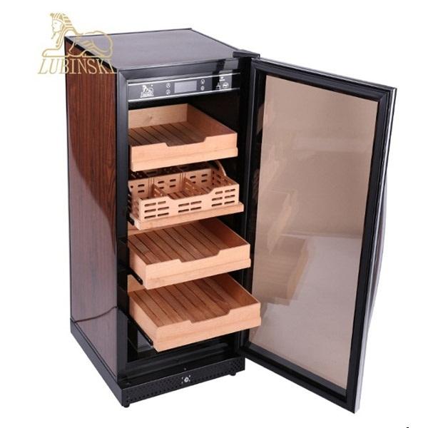 Tủ điện bảo quản xì gà cắm điện Lubinski RA666 (quà biếu sếp)