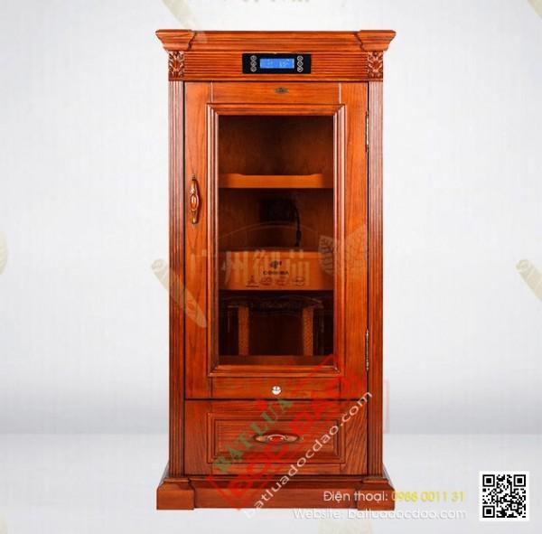Tủ điện bảo quản xì gà Cohiba 400 đến 600 điếu, quà biếu sếp