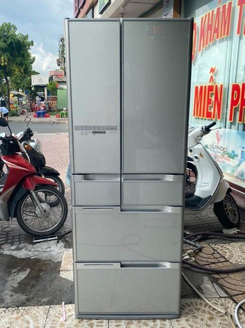 Tủ lạnh Hitachi tốt nhất R-B5700 (dung tích lớn 570 lit)