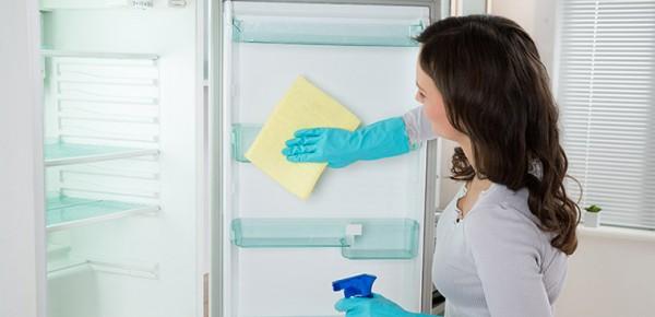 Tủ lạnh không bao giờ có mùi hôi lại luôn gọn gàng sạch sẽ