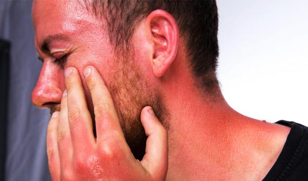 Tự nhiên thấy nóng mặt là điềm báo hên hay xui? Đánh số mấy?