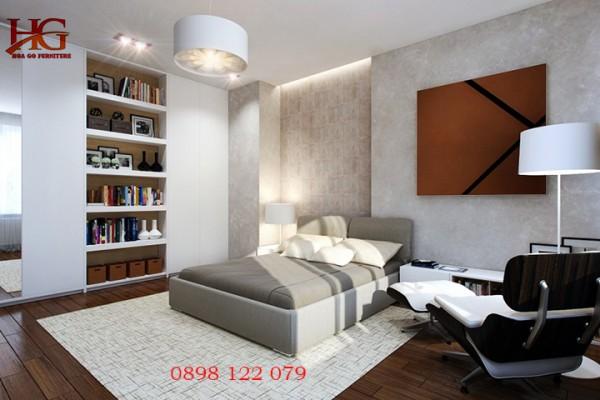 Tủ quần áo dùng cho nội thất phòng ngủ giá rẻ