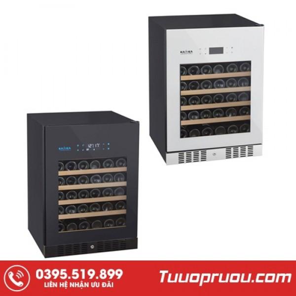 Tủ ướp rượu vang Kadeka KS54TL/TR nhập khẩu