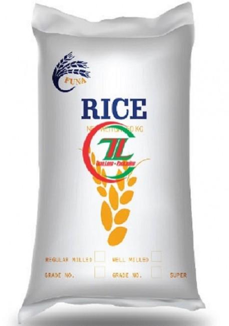 Tư vấn thiết kế, sản xuất và cung cấp bao đựng gạo 50kg - 0908.858.386