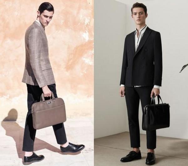 Túi xách da dành riêng cho doanh nhân