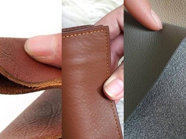 Từng phần trên 1 tấm da có những tác dụng riêng biệt