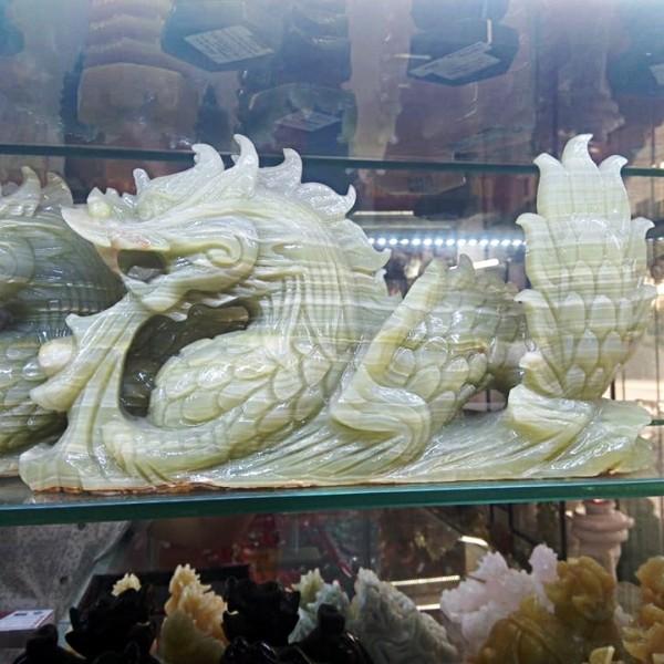 Tượng rồng phong thủy - Linh vật cho người tuổi Thìn